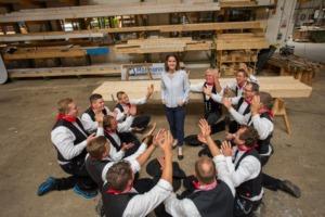 Weltfrauentag 2021 Holzbau Mörmann