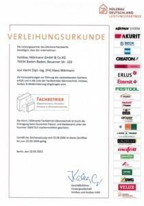 2021 Mörmann Fachbetrieb Dämmtechnik