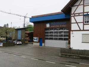 2021 Mörmann Logo Halle Fassade